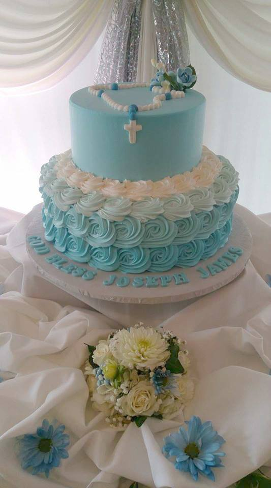 Baptism Cakes Cakes Beyond Chicago