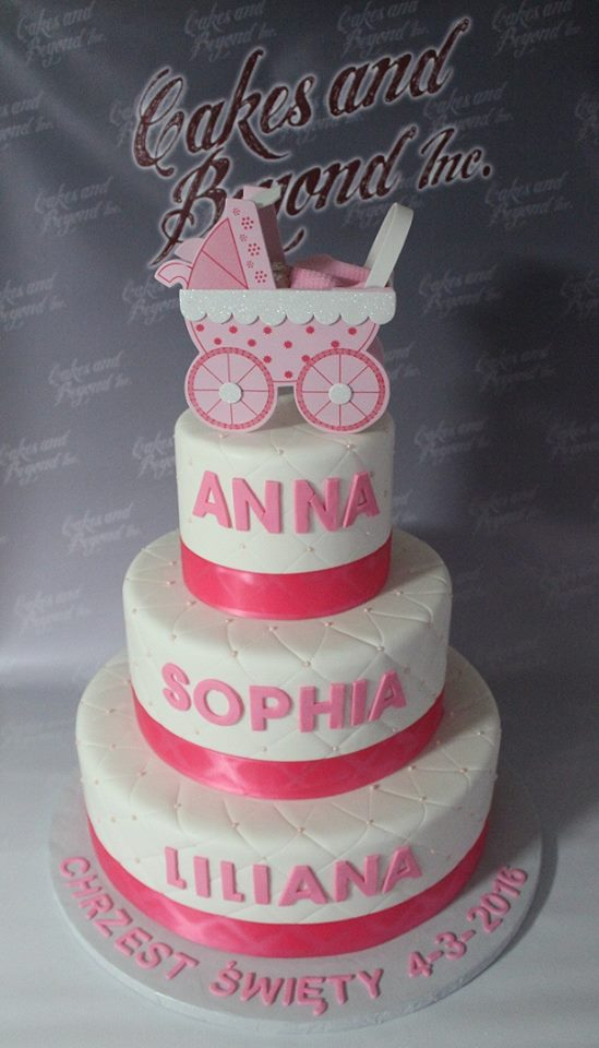 Baby Shower Cakes Cakes Beyond Chicago